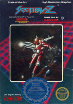 Section Z NES cover