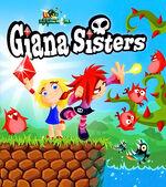 Giana Sisters Ouya cover