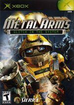 Metal arms xbox
