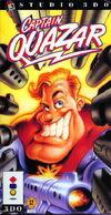Captain Quazar 3DO cover