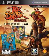 Jak and Daxter Collection NSTC cover