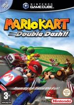 Mario Kart Double Dash GC cover