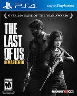 TheLastofUsRemastered(PS4)