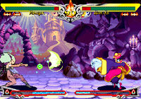 Vampire savior arcade