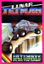 Lunar Jetman ZX cover