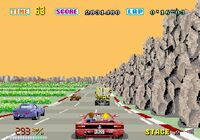 Out Run arcade screenshot