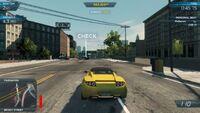 Need For Speed Most Wanted PSVita screenshot