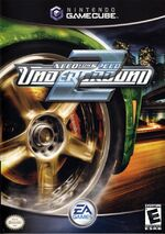 Need For Speed Underground 2 GC cover
