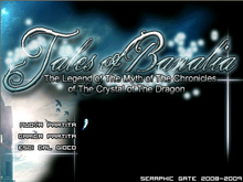 Tales of banalia title