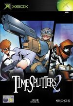 Timesplitters2 xbox
