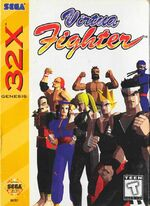 Virtuafighter-32x