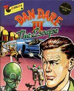 Dan Dare 3 ZX cover