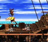 Donkey Kong Country 2 Diddys Kong Quest SNES screenshot