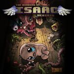 The Binding of Isaac Rebirth cover