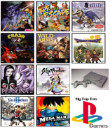 Top ten ps1