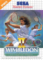 Wimbledon II SMS box art