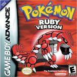 Pokemon Ruby boxart EN-US