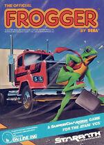 Supercharger Frogger box art