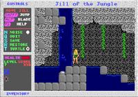 Jill of the Jungle PC screenshot