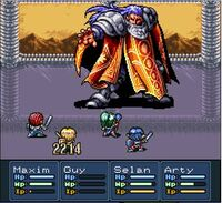 Lufia 2 Rise Of The Sinistrals SNES screenshot