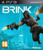 Brink PS3 Coverart