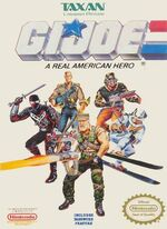 GI Joe NES cover