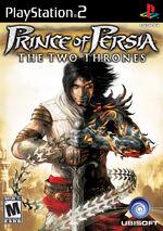 Prince 3 PS2