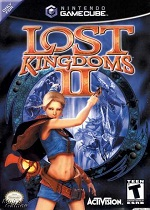 Lost Kingdoms 2 GC cover