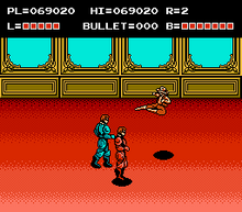 Mad City Famicom screenshot
