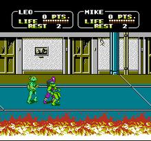 Teenage Mutant Ninja Turtles 2 (U) 002