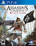 Asssassin'sCreedIVBlackFlag(PS4)