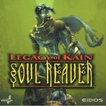 Legacy Of Kain- Sould Reaver Cover-1-