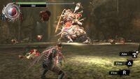 Soul Sacrifice PSVita screenshot