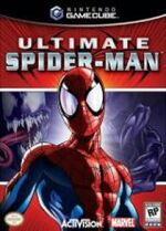 Ultimate Spider-Man GC cover
