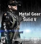 MetalGearSolidVCover