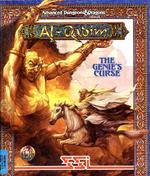 Al-Qadim - The Genie's Curse Coverart