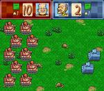 Super Famicom Wars screenshot