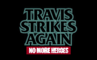 Travis Strikes Again Switch cover