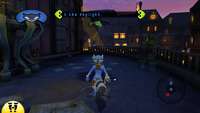Sly Cooper Thieves in Time PSVita screenshot