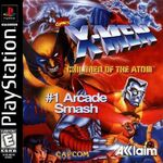 X men children of atom ps1 cover