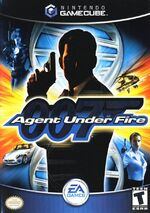 007 Agent Under Fire GC cover