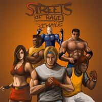Streets of Rage Remake cover
