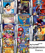 Top ten gba