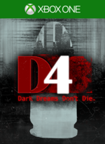 D4 Dark Dreams Don't Die Xbox One cover