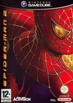 Spider-Man 2 GC cover
