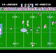 Tecmo Super Bowl Gameplay
