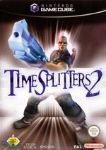 Timesplitters 2 GC cover