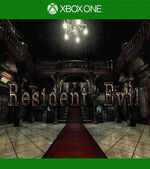 Resident Evil Xbox One cover