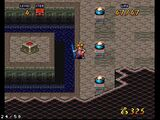 Terranigma SNES screenshot