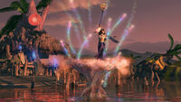 Final Fantasy X HD Remaster PSVita screenshot